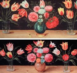 Ambrosius Brueghel, Flowers