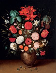Jan Brueghel II, Flowers