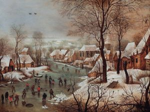 Pieter Brueghel II, Winter