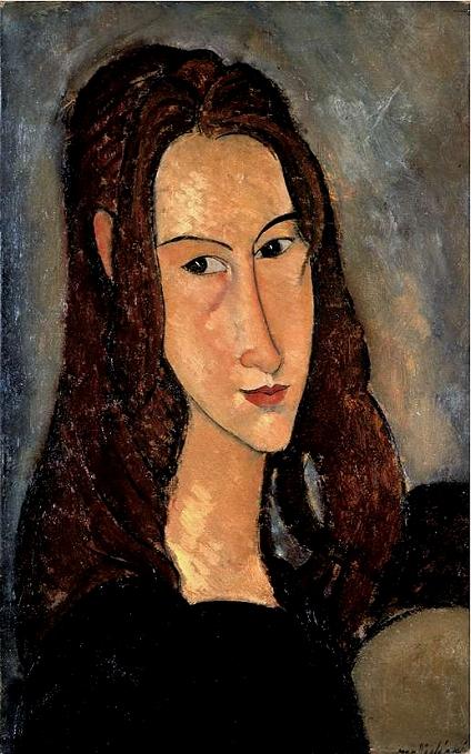 Amedeo Modigliani Portrait de Jeanne Hébuterne