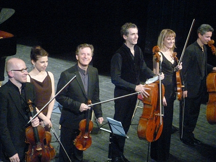Members of Orchestre de Paris