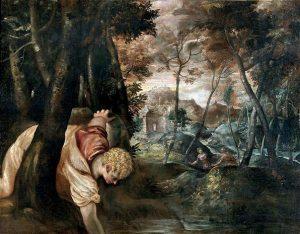 Tintoretto, Narcissus
