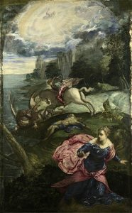 Tintoretto, St Georges