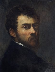 Tintoretto, Self-portrait