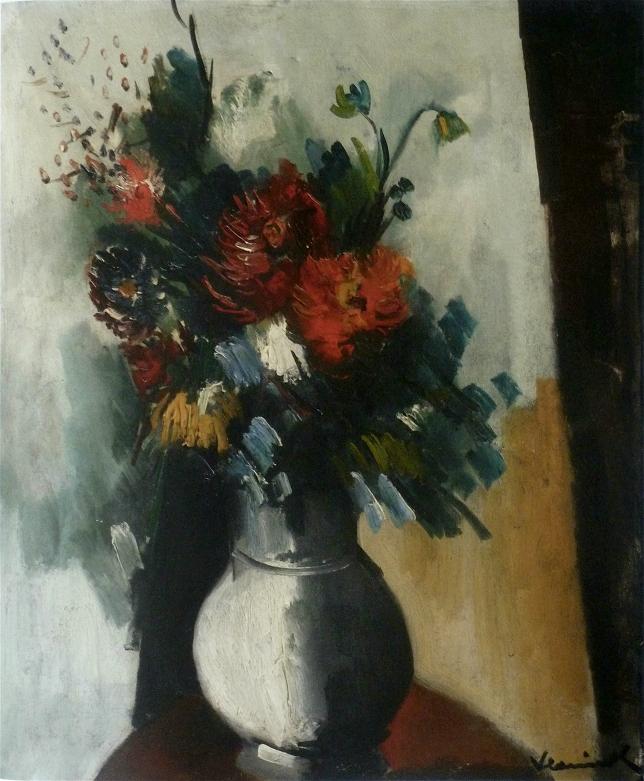 Maurice de Vlaminck Bouquet de fleurs