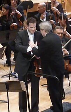 Nikolaj Znaider & Peter Eötvös