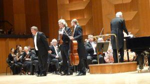 Yuri Temirkanov, Boris Berezovsky, Lev Klychkov, Orchestre Philharmonique de Saint-Pétersbourg