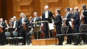 Yuri Temirkanov, Orchestre Philharmonique de Saint-Pétersbourg, Lev Klychkov 1st violin