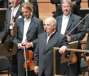 Daniel Barenboim Staatskapelle Berlin