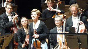 Isabelle Faust, Koninklijk Concertgebouworkest