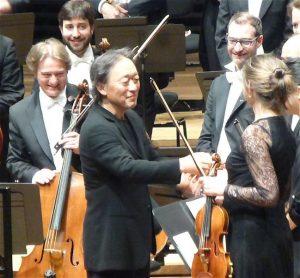 Myung-Whun Chung, Koninklijk Concertgebouworkest