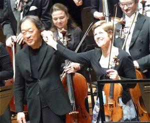 Myung-Whun Chung, Isabelle Faust, Koninklijk Concertgebouworkest