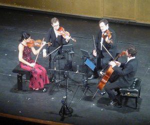 Belcea Quartet, tuning