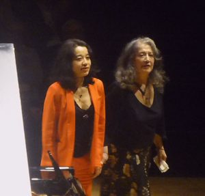 Akane Sakai - Martha Argerich