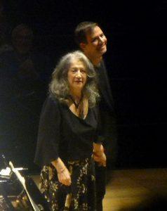 Martha Argerich - Iddo Bar-Shaï