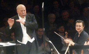 Neeme Järvi, Sarah Nemtanu, ONF 1st violin