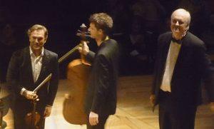 Renaud Capuçon - Nicholas Angelich - Ebène quartet