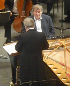 Vassily Sinaisky, Boris Berezovsky