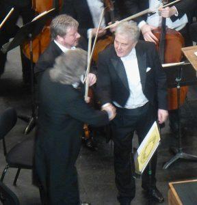 Vassily Sinaisky, Saint Petersburg Philharmonic Orchestra