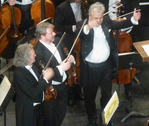 Vassily Sinaisky, Orchestre Philharmonique de Saint-Pétersbourg