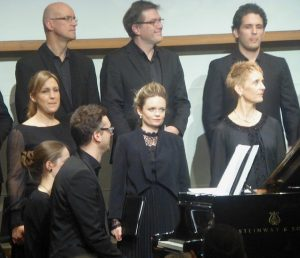 Pierre-Fabien Roubaty, Ensemble Vocal de Lausanne