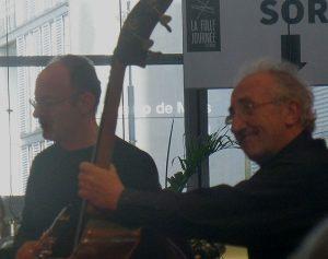 Sirba Octet: Philippe Berrod, Bernard Cazauran