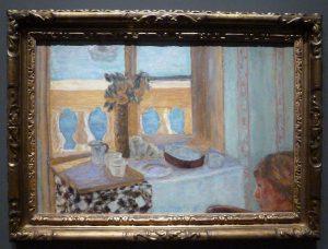 Pierre Bonnard - Intérieur au balcon