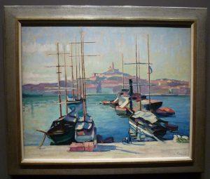 Charles Camoin - Le port de Marseille