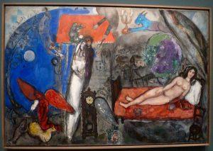 Marc Chagall - A ma femme
