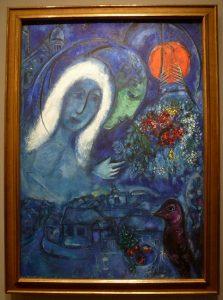 Marc Chagall - Le Champ de Mars