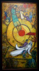 Marc Chagall - Libération
