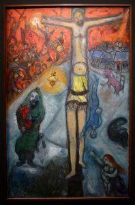Marc Chagall - Résurrection