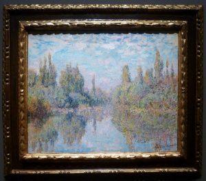 Claude Monet - La Seine à Vétheuil