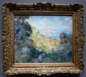 Auguste Renoir - La baie de Salerne