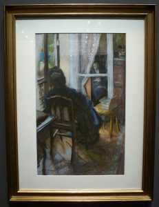 Edouard Vuillard - Au coin de la fenêtre