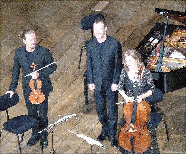 Tanja & Christian Tetzlaff, Lars Vogt