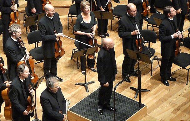 Christoph Eschenbach, Orchestre de Paris