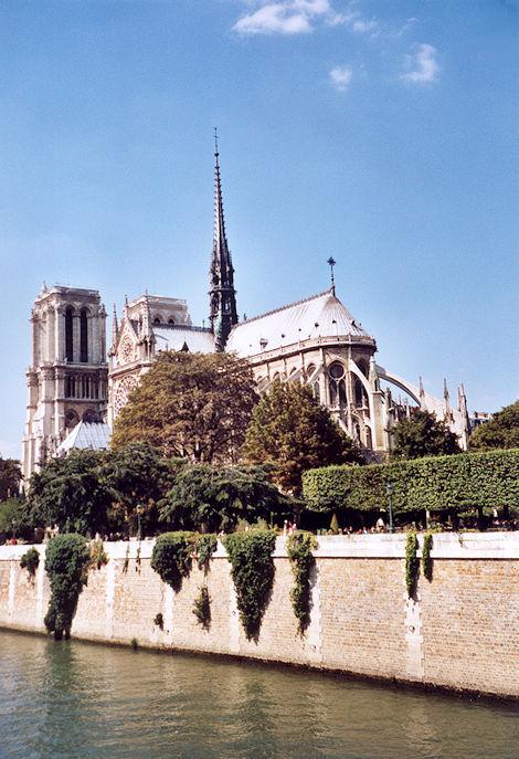 Paris 059 photo cath drale notre dame - Porcelanosa ile de france ...